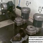 Manutenção peças haas - compasso manutenção